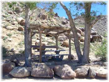 Rock Corral sitting area